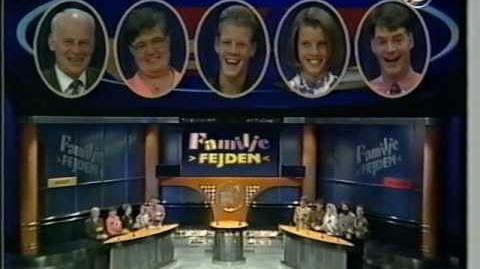 Familjefejden Intro 1992