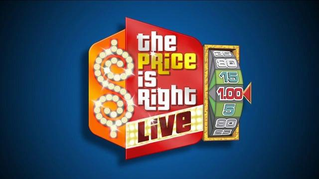 The Price is Right Live - Promo