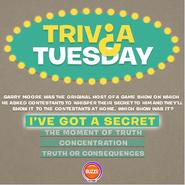 Trivia Tuesday I've Got a Secret