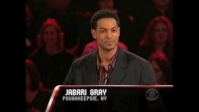 Million Dollar Password (Jabari Gray)