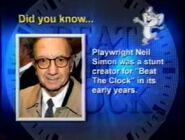 Neil Simon Trivia