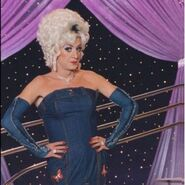 Lily Savage Fancy