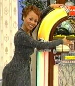 Kristal Marshall on The Price is Right