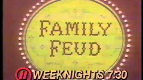 Richard Dawson 1980 Family Feud Promo