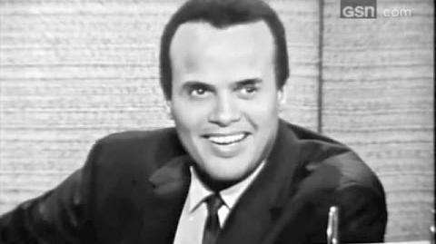 What's My Line? - Harry Belafonte; PANEL Mark Goodson, Ginger Rogers (Feb 13, 1966)