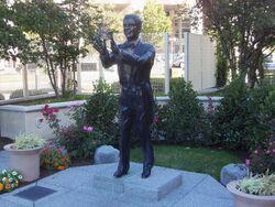 Bert Parks statue