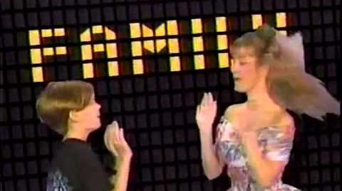 Family Feud promo, 1992