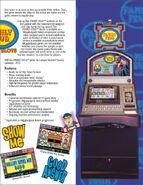 Bullseye Video Slots P3