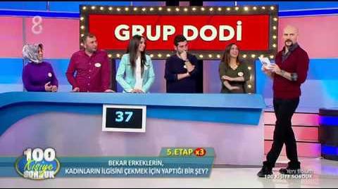 Family Feud (Turkey) - 100 Kişiye Sorduk 3