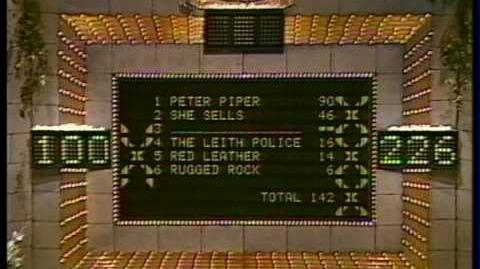 Christmas Family Fortunes 1989 Part 2 3