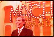 Gene Rayburn Match Game Sign