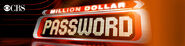 Million Dollar Pasword Banner