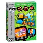 Que Dice la Gente DVD Game