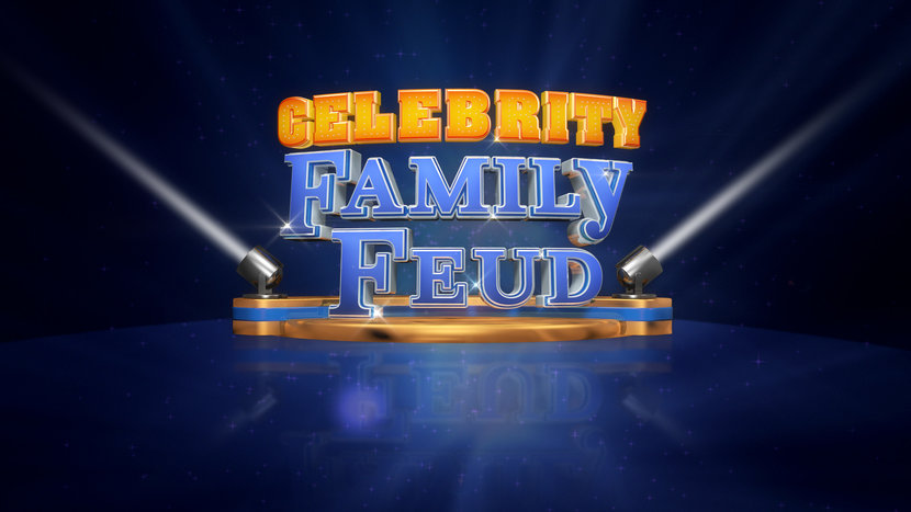 Abc family feud celebrity