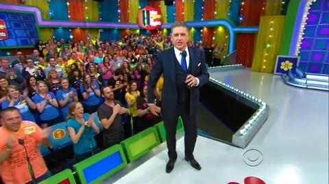 The Price Is Right 2014 April fools Day! Hosted by Craig Ferguson!!!