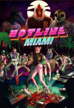 HotlineMiami Logo