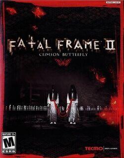 Fatal Frame II - Crimson Butterfly