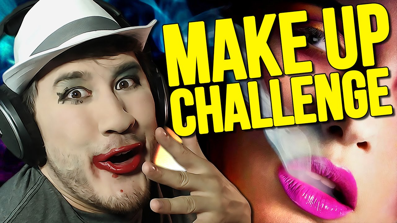 Impossible Let S Play Makeup Challenge Markiplier Wiki