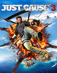 Mainpage Game Just Cause 3