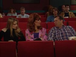 Married With Children Movie Show kelly peg al