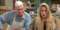 Wayne (Kelly's boss at the diner)
