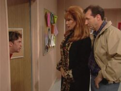 Married With Children Old College Try bud peg al