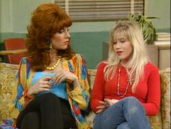 Married With Children episode - My Mom - Peg with Kelly