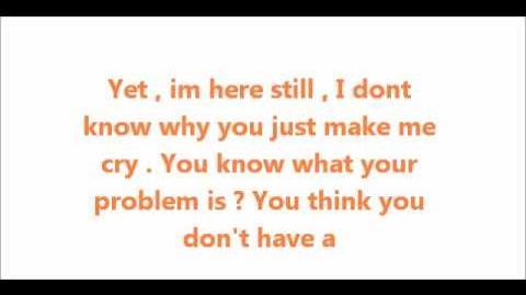 Problem-Erin Bowman Lyrics