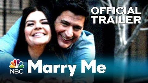 Marry Me NBC Official Trailer HD MARRY ME
