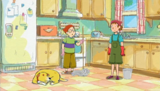 File:Alice and Helen Cleaning clothes.png