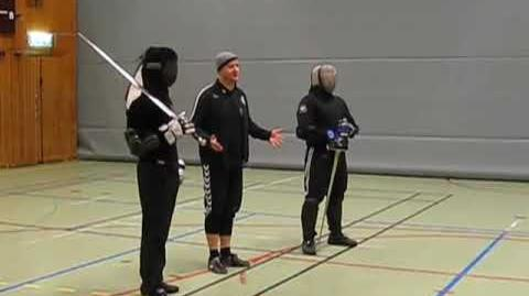 Martial Challenge Michael Thomas vs. Dierk Hagedorn