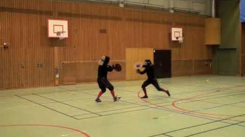 Martial Challenge Wenzel vs Mønsted