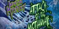 Attack of the Mothman