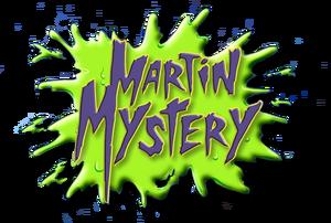Martin Mystery - Transparent TV Series Logo