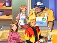 Martin Mystery - The Creeping Slime - Polly Potswagal - 2 with Java
