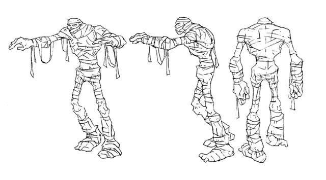 File:Martin Mystery - Pilot Episode - Concept Art (Character Design) by Nicolas Vergnaud - Mummies - 3.jpg