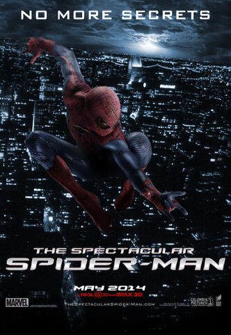 File:The spectacular spider man poster by enoch16-d5huir4.jpg