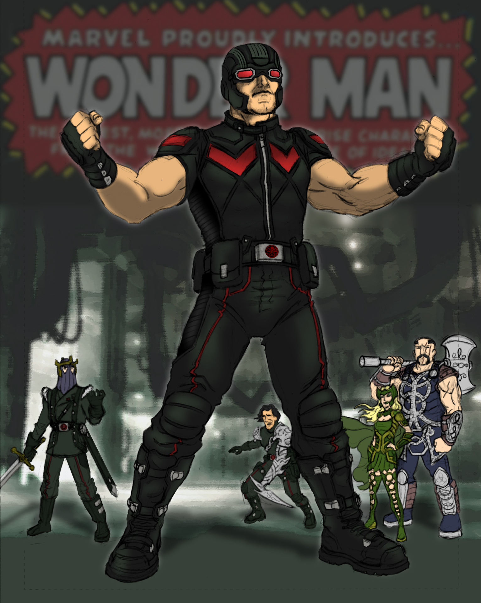 wonder man marvel cinematic universe unlimited wiki