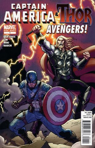 File:Captain America and Thor - Avengers.jpg