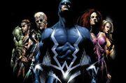 Inhumans comics