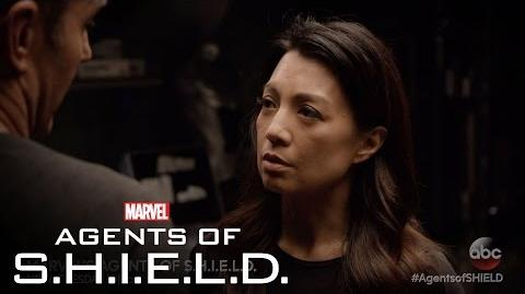 Awkward Reunion – Marvel's Agents of S.H.I.E.L.D. Season 4, Ep. 21