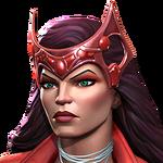 Scarlet Witch portrait