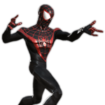 Spider-Man (Miles Morales) featured
