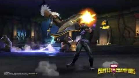 Storm's Specials Marvel Contest of Champions