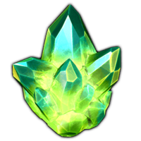 Crystal weekly event