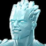 Iceman portrait