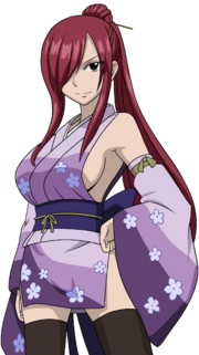 Erza scarlet grand magic games day 5 by deikawn-d7fcwij