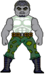 Gamma Corps grey