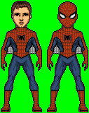 ABEL PeterParker Spiderman Teen1101