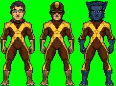 ABEL BeastXFactor 2nd Costume 1101